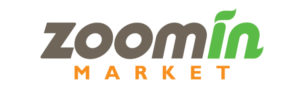 Zoomin Market logo made by ZIV